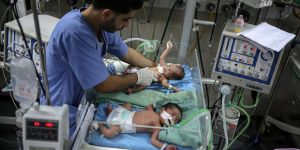 Siyonist İsrail'den Filistinli Hastalara Tedavi Engeli
