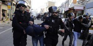 İşgalcilerden Batı Şeria ve Doğu Kudüs'te 27 Filistinliye Gözaltı!