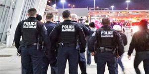 ABD'den Uçaktaki 'Kudüs' Anonsuna Gözaltı