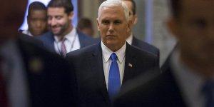 ABD Başkan Yardımcısı Pence'in İsrail Ziyareti Ertelendi