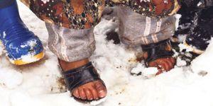 Suriyeli Çocukların Kışlık Elbise ve Eğitime İhtiyacı Var!