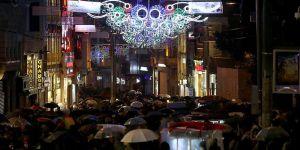 """""""Taksim'de Yılbaşı Kutlaması Yapılmayacak"""""""