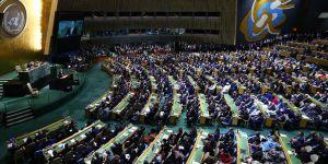 Kudüs Tasarısı ABD'nin Tehditlerine Rağmen BM'de Kabul Edildi