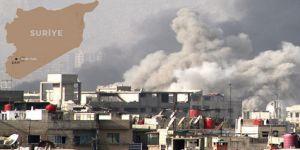 Doğu Guta'daki Saldırılarda 20 Sivil Öldü