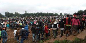 Kızılhaç'tan Etiyopyalı Etnik Gruplara Sükûnet Çağrısı