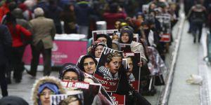Gençler Filistinli Fevzi ve Ahed İçin Yürüdü