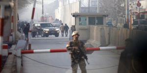 Kabil'de İntihar Saldırısı: 5 Ölü