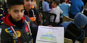 Doğu Gutalı Yetimlerden Kudüs Duyarlılığı