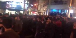 İran'da Göstericiler Arak Valiliğini Ele Geçirdi