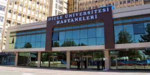 Dicle Üniversitesi Hastanesi'nde Skandal Olay