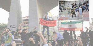 İran'daki Gösterilerde Hayatını Kaybedenlerin Sayısı 10'a Yükseldi