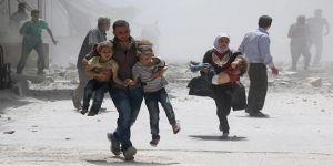 Suriye'de Geçen Yıl 10 Binden Fazla Sivil Katledildi