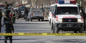 Kabil'de Canlı Bomba Saldırısı: 10 Ölü, 15 Yaralı