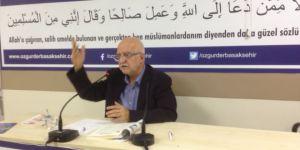 Başakşehir Özgür-Der'de Gündem Değerlendirmesi Yapıldı