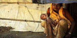 Bangladeş'te 48 Bin Arakanlı Bebek Sağlıksız Koşullarda Doğacak