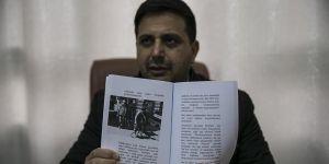 Suriye'de Yaşadığı İşkenceleri Yazdığı Kitapta Anlattı!