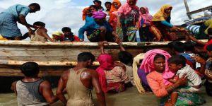 Arakan'dan Bangladeş'e Kaçış Devam Ediyor