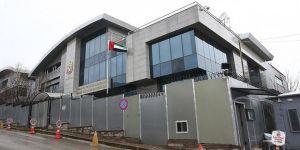 BAE Büyükelçiliği'nin Sokağına 'Fahreddin Paşa' İsmi Verildi