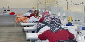 Suriyeli Muhacirler Tekstil İşçisi Olacak