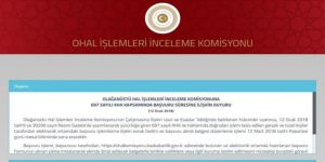 OHAL Komisyonuna Son Başvuru Tarihi 12 Mart