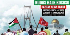 İstanbul, Kudüs İçin Koşacak