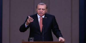 """Cumhurbaşkanı Erdoğan'dan ABD'ye """"Afrin"""" Mesajı"""