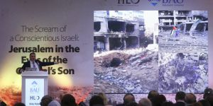 İsrailli Yazar Miko Peled: Terörist Bir Örgüt Varsa O da İsrail Ordusu