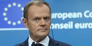"""AB Konseyi Başkanı Tusk'tan İngiltere'ye """"Açık Kapı"""" Mesajı"""