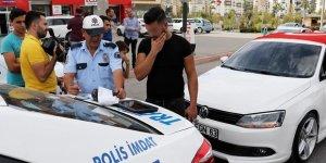 İstanbul'da Geçen Yıl Günde 4 Bin Trafik Cezası Kesildi!