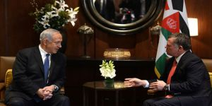 İşgalci İsrail, Ürdün'den Özür Diledi