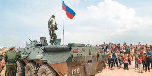Rusya Afrin'de Oyalıyor