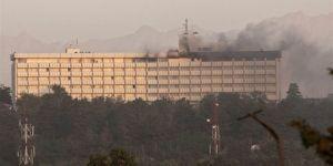 Taliban'dan Otel Baskını: ABD'li Askeri Yetkilileri Hedef Aldık