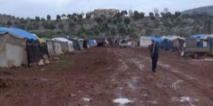 İdlib ve Hama'daki Mülteciler Acil Yardım Bekliyor!