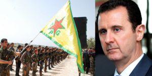 Lübnan Kanalı YPG ile Rejimin Anlaştığını İddia Etti!