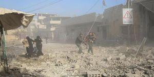Suriye'de 2017'de 10 Binden Fazla Sivil Katledildi