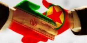 İran PKK Safında