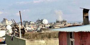 PYD/PKK Kilise Roket Attı: 2 Yaralı