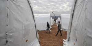 Azez'de Afrin'den Göç İhtimaline Karşı 50 Bin Kişilik Kamp Hazırlanıyor