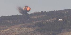 TSK ve ÖSO PKK/PYD Kontrolündeki Burseya Dağı'nı Ele Geçirdi!