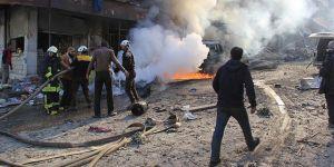 Rusya İdlib'de Sivilleri Hedef Almayı Sürdürüyor!
