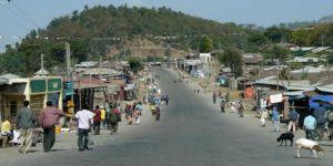 Etiyopya'da Yerinden Olanların Sayısı 1 Milyona Ulaştı