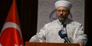 Diyanet İşleri Başkanı Erbaş'tan Adnan Oktar Yorumu