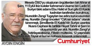 Türk Aydını mı Yoksa Cahili mi?