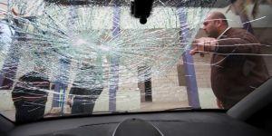 Siyonist Yerleşimciler Batı Şeria'da Filistinlilere Saldırdı!