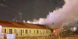 İsveç'te Göçmenlerin Taşınacağı Binalarda Şüpheli Yangınlar!