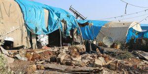 PYD/PKK Afrin'den İdlib'deki Mültecilere Saldırdı!