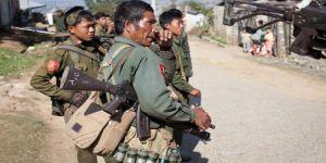 ABD'den Katil Myanmar Ordusuna Ödül Gibi Davet