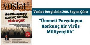 Vuslat Dergisi 200. Sayısına Ulaştı!