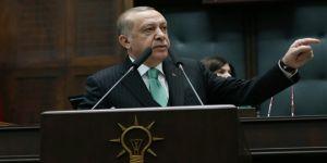 Cumhurbaşkanı Erdoğan'dan İlker Başbuğ'a Afrin Cevabı