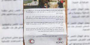 PYD/PKK Sığınaklarından Kızılhaç Yardımı Çıktı